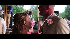 Jamie & Travis Wedding Highlight Film Sneak Peek