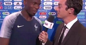 Mayfer & Frédéric Calenge (1/2 finale Coupe de Monde 2018)