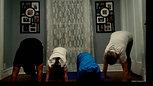 Family Yoga with the Roldan Family