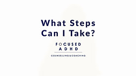 What Steps Can I Take?