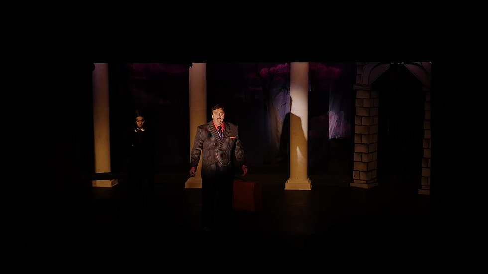 Addams Family - Shoestring 2019