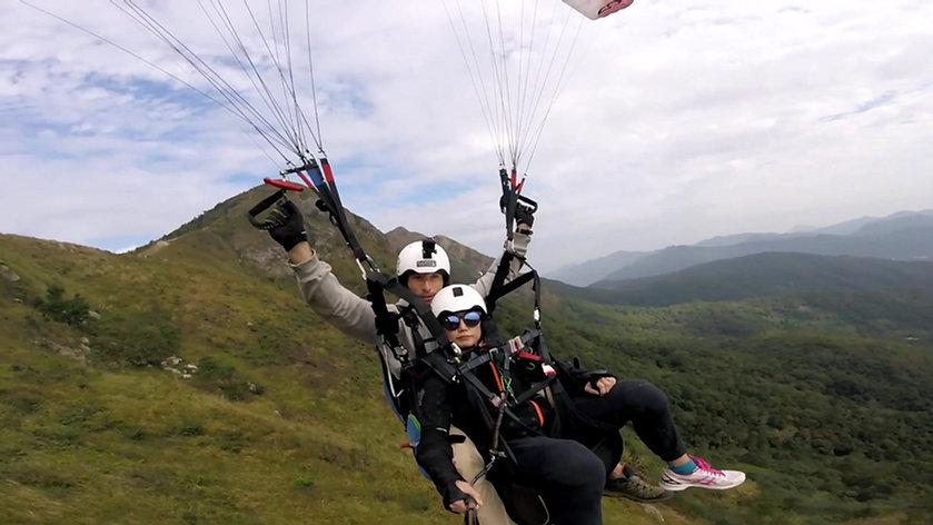 Saikung Paragliding