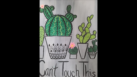Pinterest - Can't Touch This