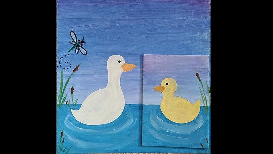 Mommy & Me - Ducks!