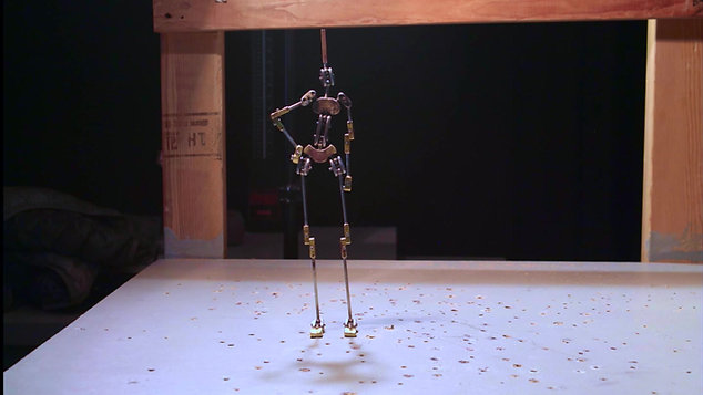 Armature Puppet Test