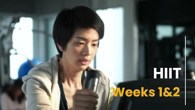 HIIT Week 1