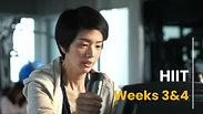 HIIT Week 3&4