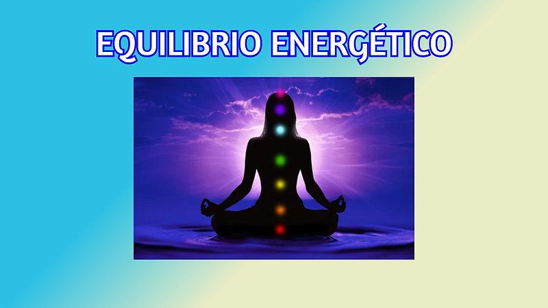 EQUILIBRIO ENERGÉTICO