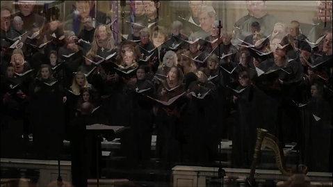 Dormi, Jesu - National Lutheran Choir