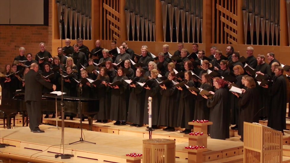There We Shall Rest - National Lutheran Choir