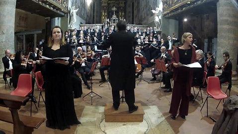 Pie Jesu - Romina Tomasoni, Coro Filarmonico di Brescia