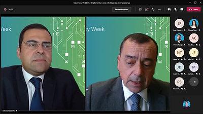 Prevenção de cibersegurança a organismos do Setor Público - António Gameiro Marques