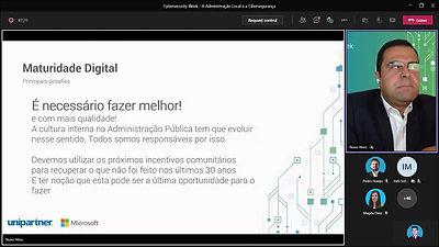 Os desafios da maturidade digital na Administração Pública - Nuno Alves