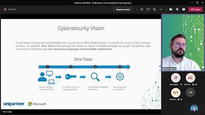 Os 4 pilares de uma estratégia de cibersegurança - Pedro Araújo