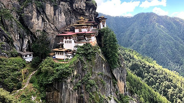 The Tiger's Nest, Bhutan