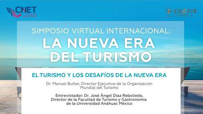#LaNuevaEraDelTurismo EL TURISMO Y LOS DESAFÍOS DE LA NUEVA ERA