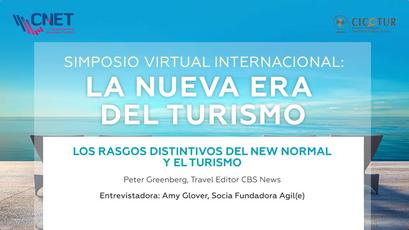 #LaNuevaEraDelTurismo LOS RASGOS DISTINTIVOS DEL NEW NORMAL Y EL TURISMO