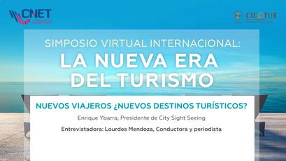 #LaNuevaEraDelTurismo NUEVOS VIAJEROS