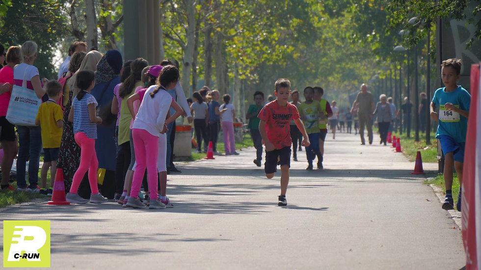 Millennium City Kids Run