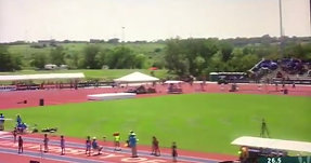 13-14 Boys 4x100m relay National All Americans