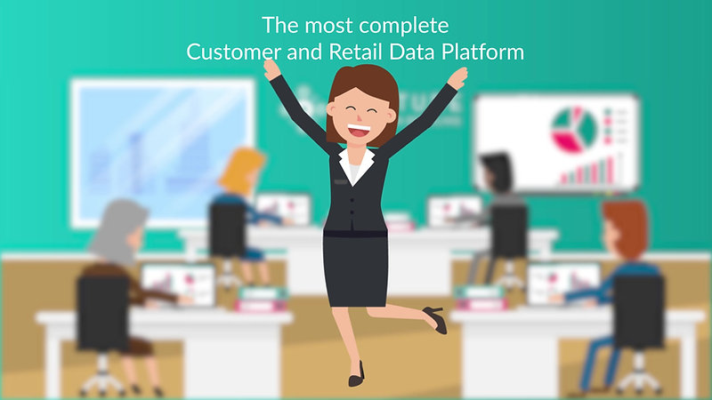 Turn your Data into Valuable Customers & Profitable Growth with Datitude's Customer & Retail Data Platform