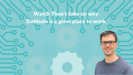 Why Datitude is a great place to work!