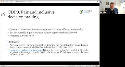 Prosocial in practice