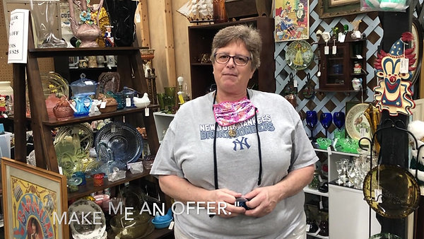Dealers share what they love about being a dealer at America's Antique Mall