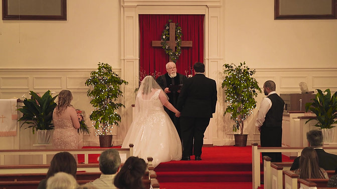 Basic Sample - Wedding Ceremony