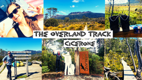 The Overland Track, Tasmania with Cicerone - Feb 2020 #ChallengeWithCicerone