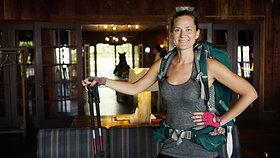 Thru hiking the Appalachian Trail (2,190 miles) in 100 Days!