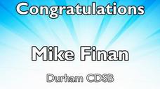 Episode 2: Mike Finan (Durham CDSB)