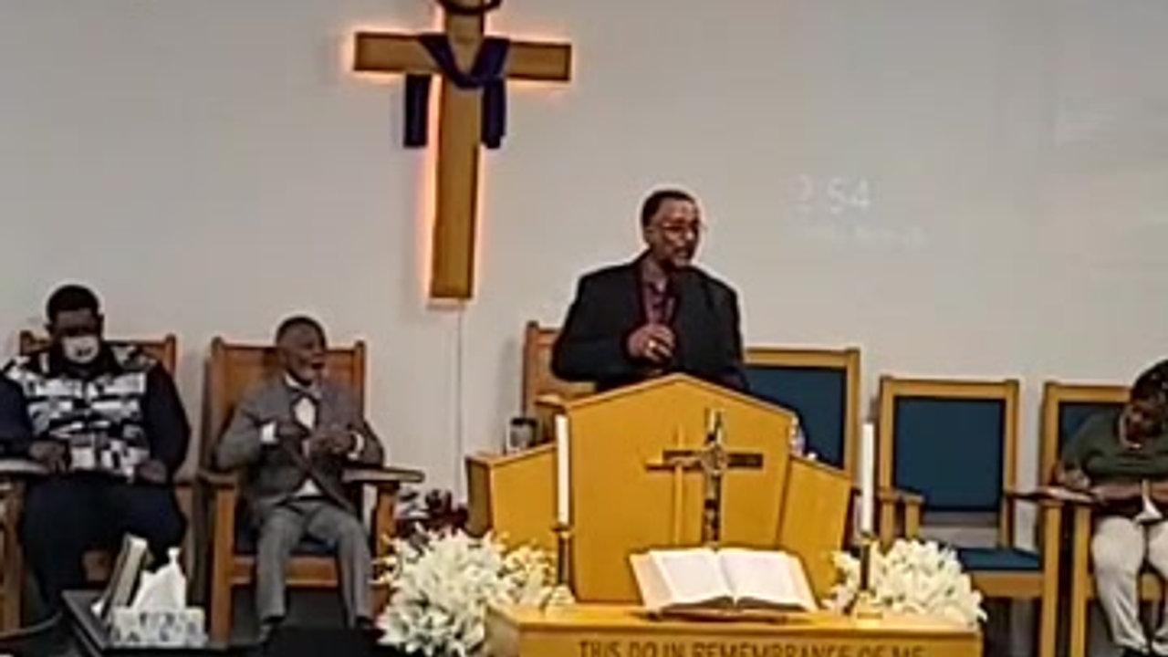 Sunday Service 4-25-21