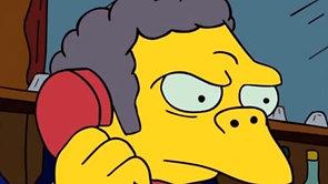 Simpsons Homage