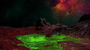 Glitchy Goo on Mars