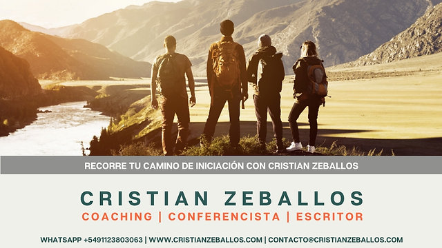 Cristian Zeballos Youtube