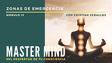 Zonas de Emergencia - Master Mind - Modulo 4