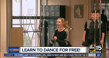 From ballroom dancing to hip-hop, you can learn it all for free this weekend!