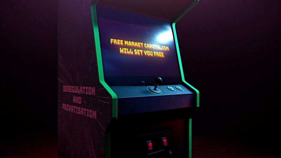 The 80's Origin Game