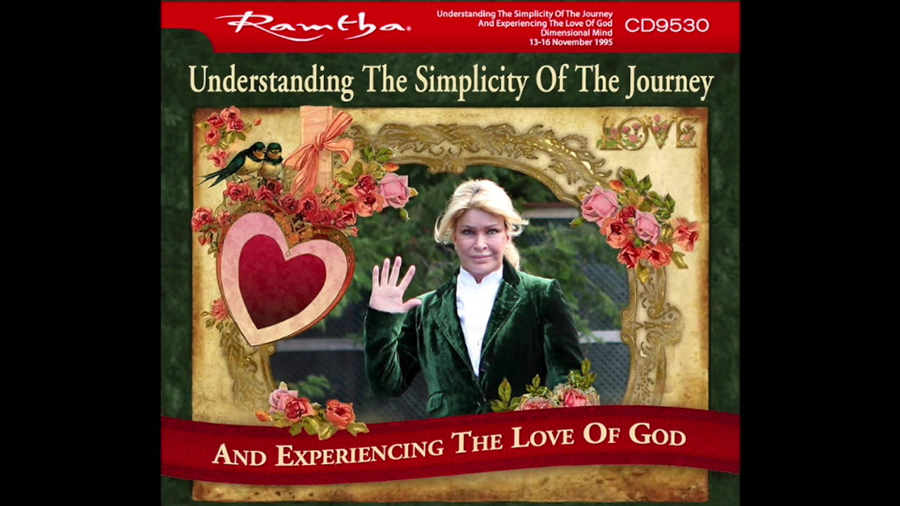 了解人生旅程的單純 - 體驗神的愛