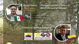 """#Webinar: """"Turismo y desarrollo rural"""""""
