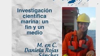 """#Webinar: """"Día Marítimo Mundial"""""""