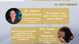 """#Webinar: """"Foro De Movilidad Sostenible"""""""