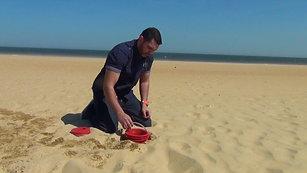 Beach Vault Instruction