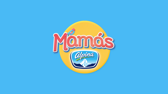 Celebración día de las mamás Alpina