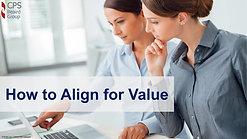 Customer Value Alignment