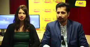 RJ Rochie Rapid Fire with Kalki Koechlin and Sumeet Vyas