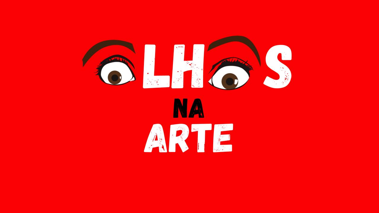 olhos na arte