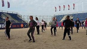 Haagse Shuffle tijdens Nationale Sportweek