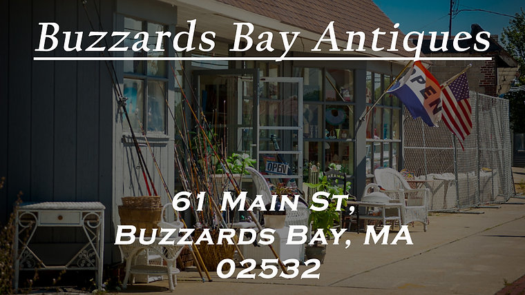 Buzzards Bay Antiques Video Gallery